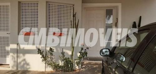 Imagem 1 de 20 de Casa À Venda 3 Dormitórios No Alphaville Em Campinas - Ca06199 - Cf01278 - 69105311