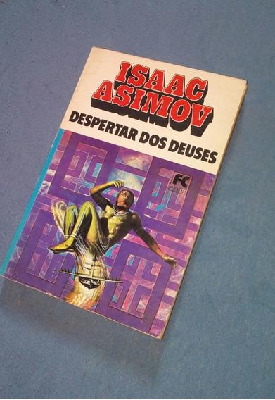 Livro Despertar Dos Deuses - Asimov