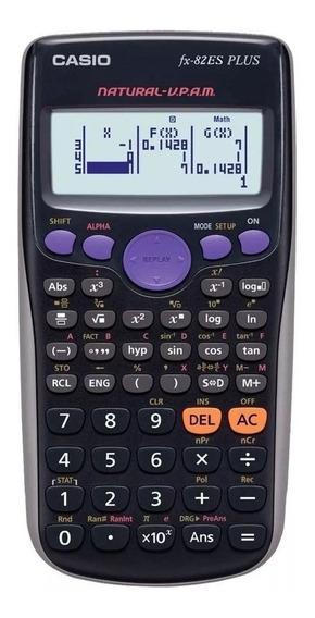 Calculadora Científica Casio Fx-82es Plus 100% Original