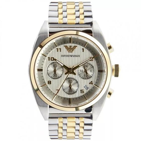 Relógio Empório Armani Ar-0396 - Novo! Original