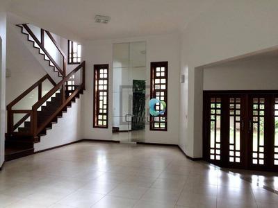 Casa Com 4 Dormitórios À Venda, 556 M² Por R$ 1.490.000 - Centro - Franca/sp - Ca1415
