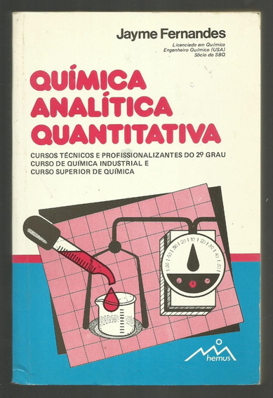 Química Analítica Quantitativa - Jayme Fernandes