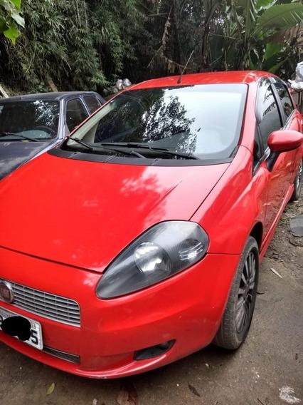 Fiat Punto 2008 Sporting 1.8 Flex