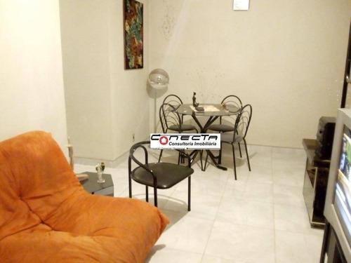 Imagem 1 de 27 de Apartamento Com 3 Dormitórios À Venda, 78 M² Por R$ 230.000,00 - Vila Mimosa - Campinas/sp - Ap0347