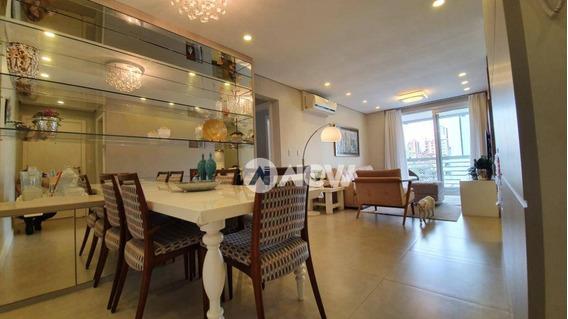 Apartamento Com 2 Dormitórios À Venda, 79 M² Por R$ 553.000 - Centro - Novo Hamburgo/rs - Ap2720