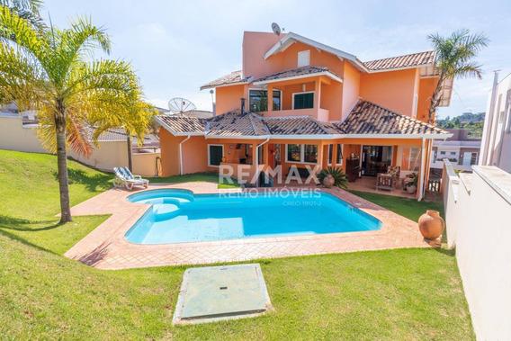 Casa Com 4 Quartos À Venda, 260 M² Por R$ 1.100.000 - Condomínio Villagio Di Verona - Vinhedo/sp - Ca5777