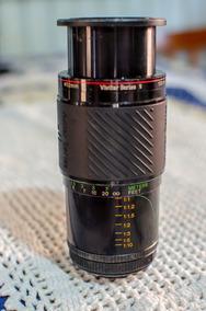 Lente Vivitar Series 1 Macro 105mm 2.5