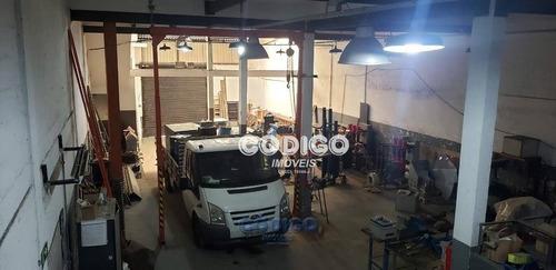 Imagem 1 de 30 de Salão Para Alugar, 600 M² Por R$ 5.000,00 - Cidade Jardim Cumbica - Guarulhos/sp - Sl0023