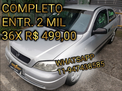 Astra Gl 1.8 2001 Completo