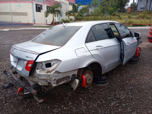 Sucata Mercedes-bens E63 Amg V8 2012