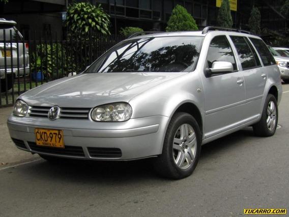 Volkswagen Golf Variant 2000 Cc At