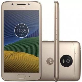 Motorola Motog 5 Xt1677 16gb+3gb Ra Tela 5.0 Barato Original