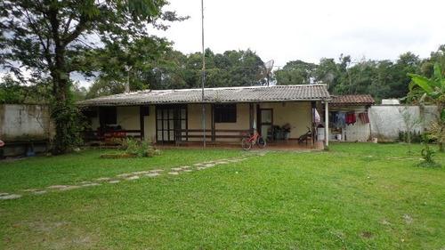 Ótima Chácara Com Piscina No Gaivota, Em Itanhaém - 4625