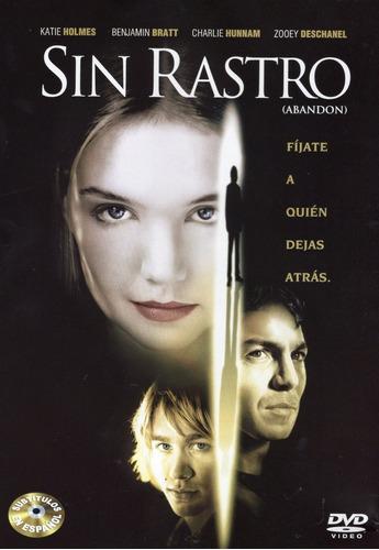 Imagen 1 de 3 de  Sin Rastro Abandon Katie Holmes Pelicula Dvd