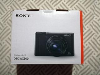 Cámara Sony Wx500 30x Zoom