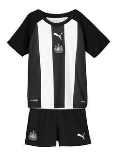 Kit Infantil Newcastle 2020 - Shelvey, Muto, Almiron, Atsu