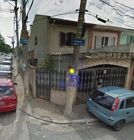 Sobrado  Residencial À Venda, Vila Gomes Cardim, São Paulo. - So0025