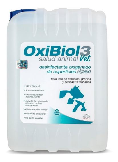 Solucion Oxi Biol 3 Salud Animal 5 Litros