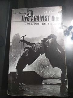 Vendo Libro De Pearl Jam, En Ingles