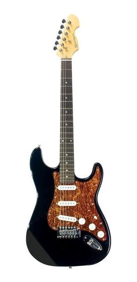 Guitarra Strato Michael 6 Cordas 22 Trastes Gm222n Bt