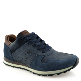 Sapatênis Masculino Rafarillo Marinho Jeans 8406