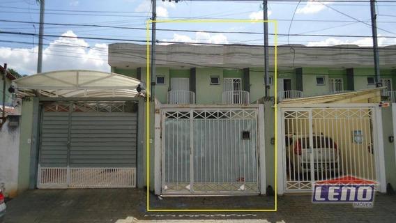 Sobrado Com 3 Dormitórios À Venda, 120 M² Por R$ 535.000,00 - Penha De França - São Paulo/sp - So0077