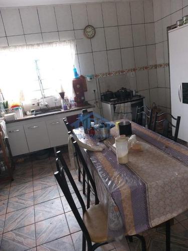Imagem 1 de 6 de Sobrado Com 4 Dormitórios À Venda, 220 M² Por R$ 585.000 - Parque Viana - Barueri/sp - So1865