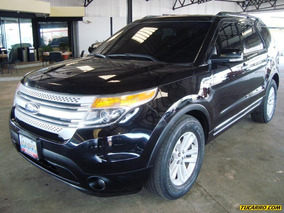 Ford Explorer Limited 4x4 - Automatica