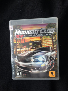 Midnight Club Los Ángeles Ps3