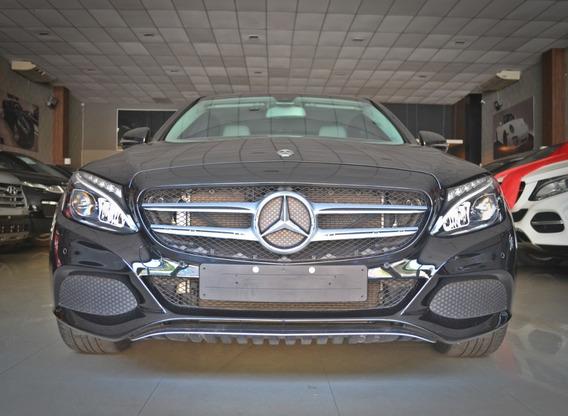 Mercedes Benz C250 Avantgarde C/ Teto Solar. Preto 2017/18