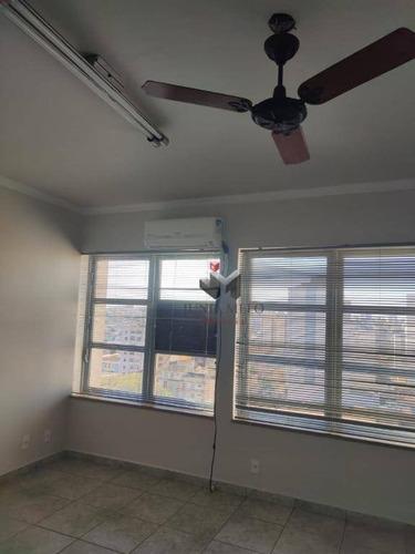 Imagem 1 de 9 de Sala Para Alugar, 36 M² Por R$ 600/mês - Centro - Ribeirão Preto/sp - Sa0174