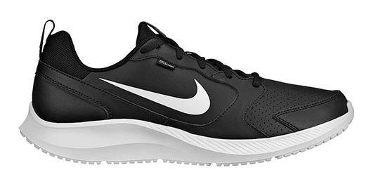 Tenis Nike Todos Negro/blanco Tallas De #25 A #30 Hombre