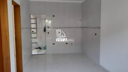 Apartamento Em Condomínio Padrão Para Venda No Bairro Parque Boturussu, 2 Dorm, 37 M, Sem Vaga. - 8052