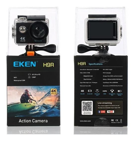 Câmera Eken H9 Original Prova D