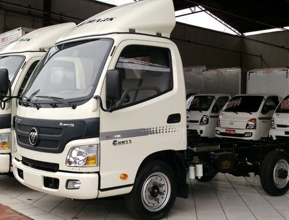 Foton 2.5 Rd 0km 2020 Chassi