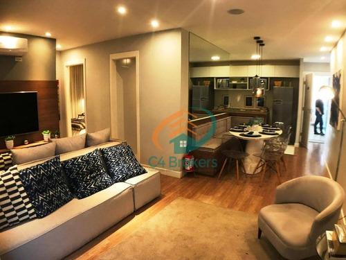 Imagem 1 de 15 de Apartamento Á Venda Lançamento De 2 E 3 Dormitórios No Parque Maia Guarulhos - Ap0090