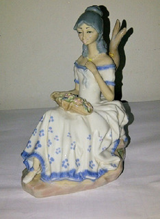 Figura De Porcelana Casades