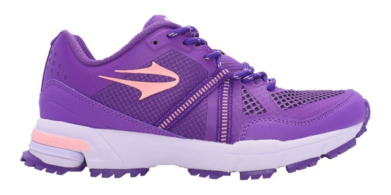 Zapatillas Topper Lady Spartan Originales Outdoor Running