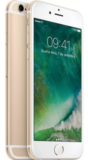 iPhone 6 Plus 128 Gb Original - Dourado (semi-novo) + Capa