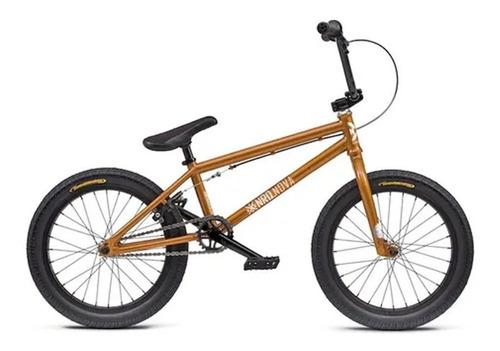Bicicleta Enrique R20 Nova Dirt Marron - Aj Hogar