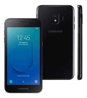 Samsung Galaxy J2 Core 16gb Preto Com Película E Capinha