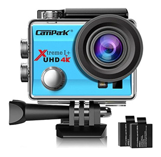 Campark Act74 Action Camera 4k Wifi Waterproof