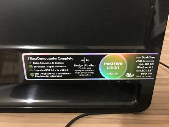 Computador Positivo Union Ub 3110 - 2g Memoria 500hd.