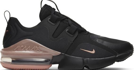 Tenis Nike Air Max Infinity Negro Bq4284 001