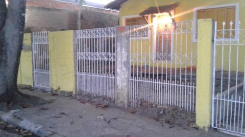 Casa Com 3 Dormitórios À Venda, 93 M² Por R$ 392.000,00 - Monte Castelo - São José Dos Campos/sp - Ca1286