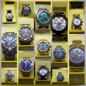 Relógios Invicta Autênticos 100% (veja Minha Reputação)