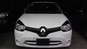 Renault Clio 1.2 16v Impecable Les Automotores