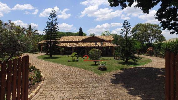 Casa A Venda, Condomínio Duas Marias, Jaguariúna - Ca0395