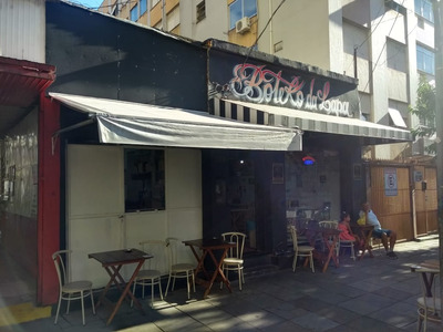 Barbada Ponto Comercial Para Bar, Restaurante Ou Lancheria