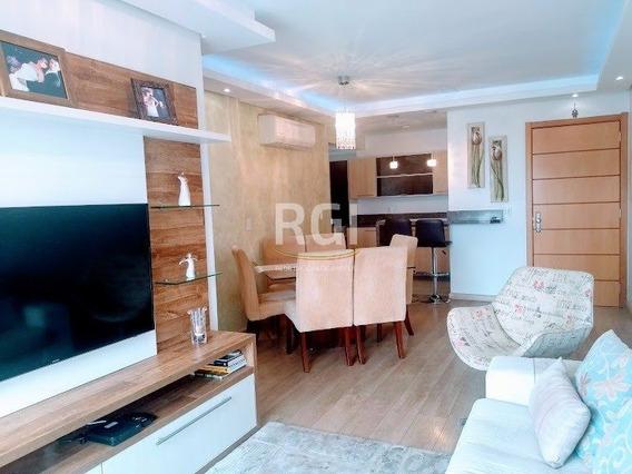 Apartamento Em Rio Branco Com 3 Dormitórios - Pj3736